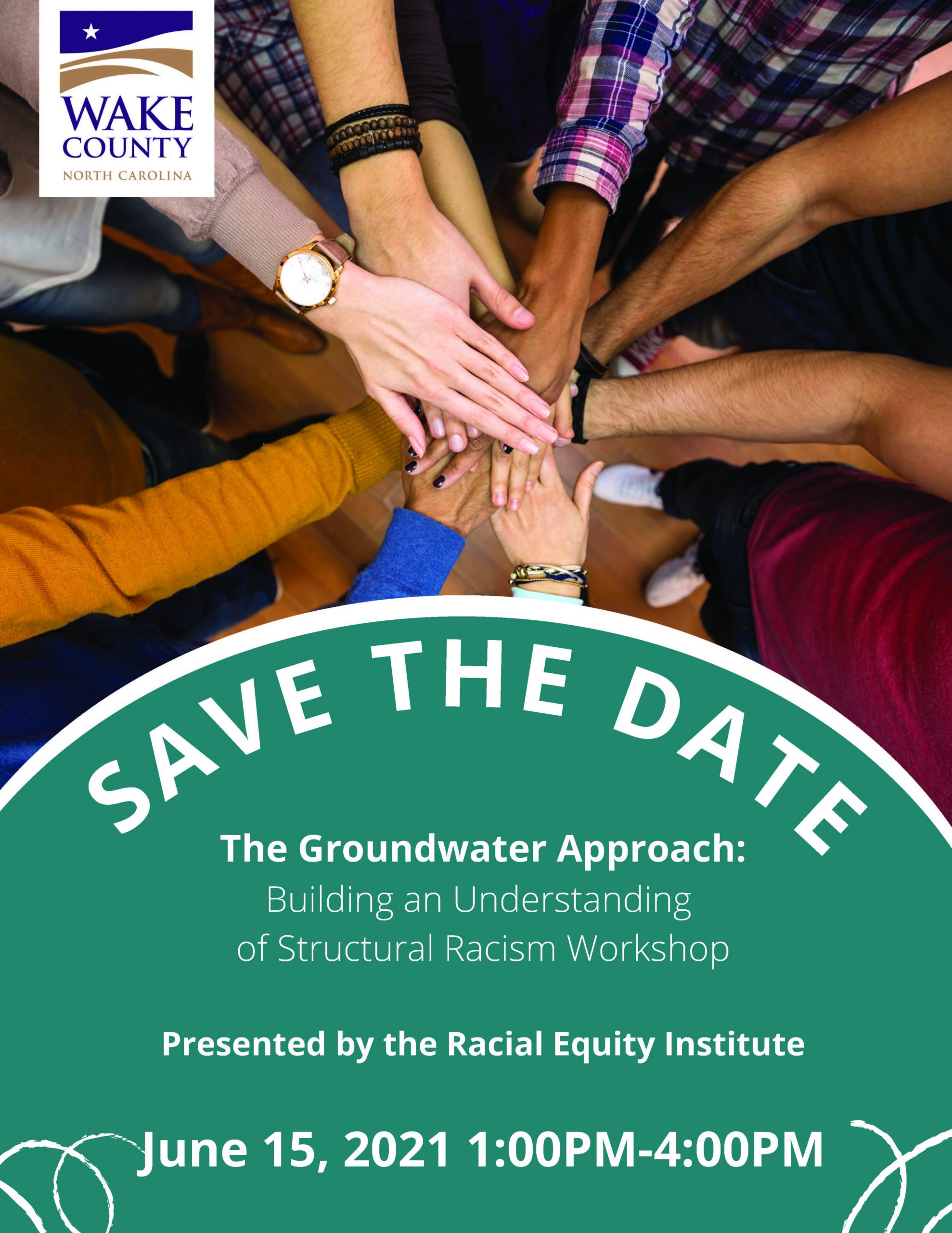 The Groundwater Approach: Building an Understanding of Structural Racism Workshop
